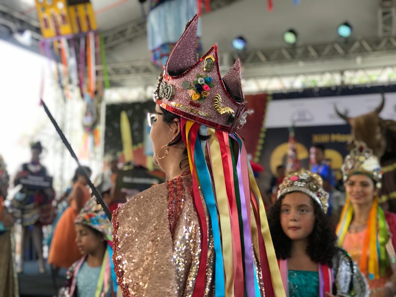 XIII Mostra estadual Ceará Natal de Luz reúne 14 grupos da cultura popular