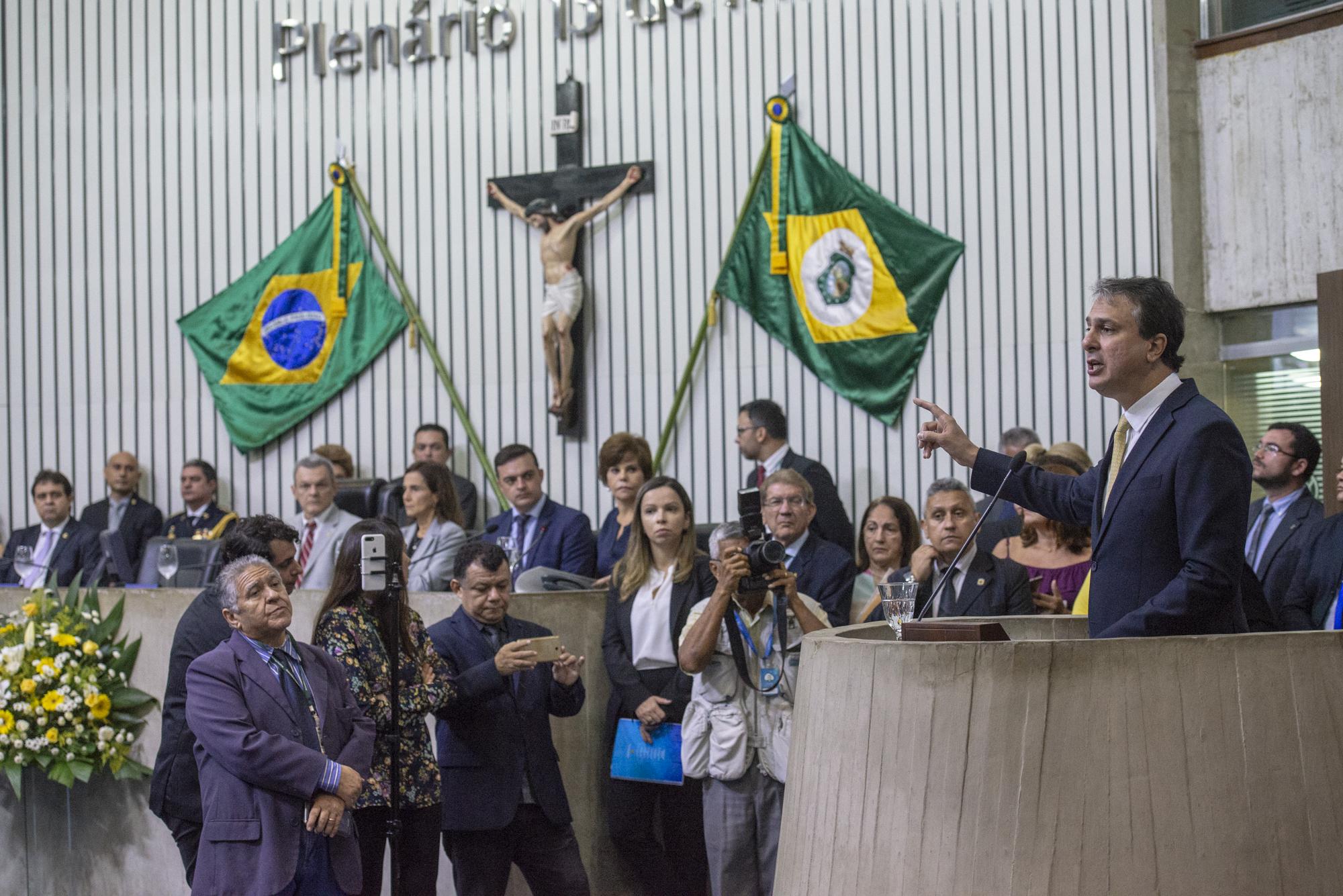 Governador Camilo destaca as conquistas para a cultura
