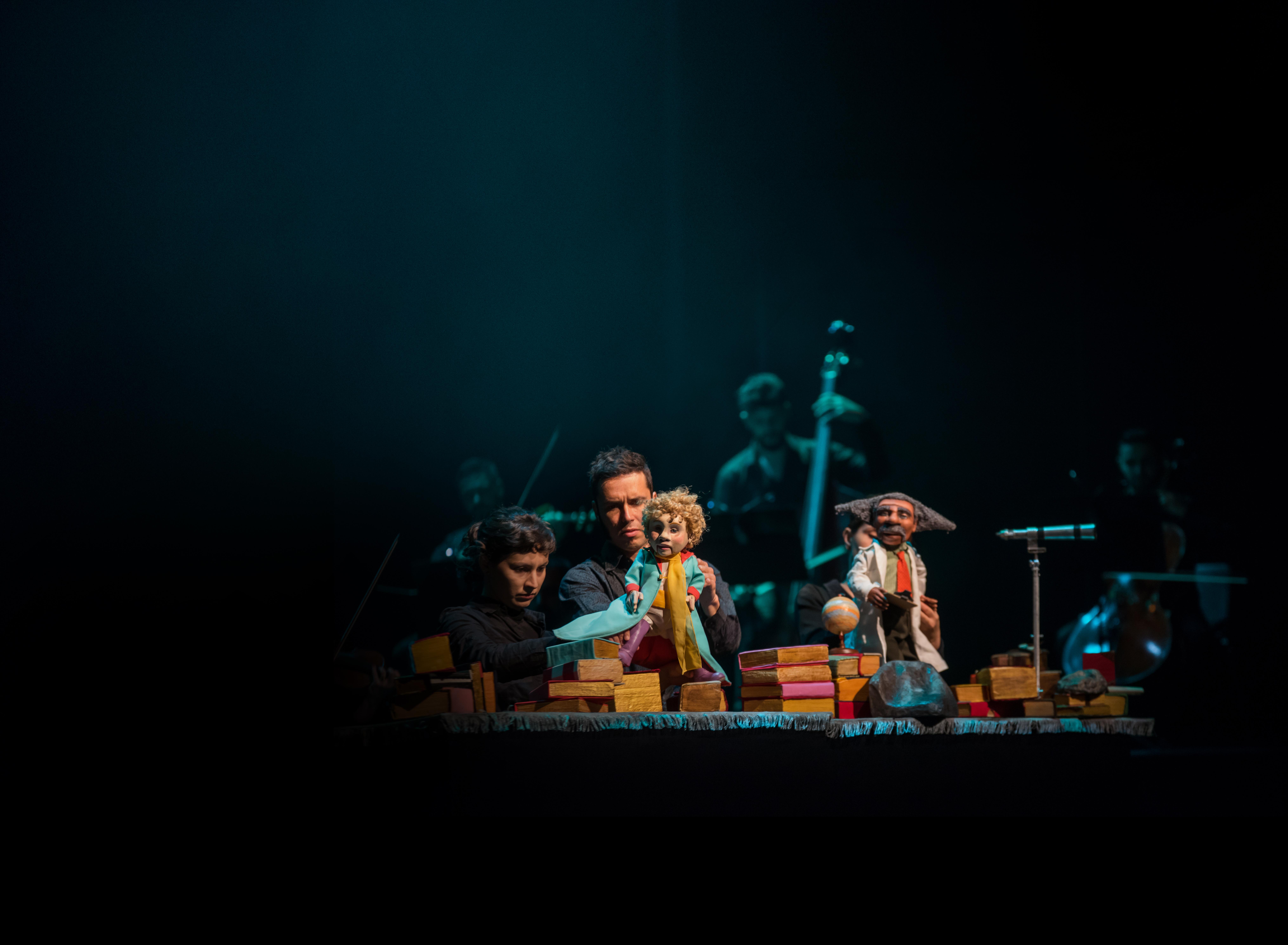 """Orquestra de Ouro Preto traz ao Cineteatro São Luiz o espetáculo """"O Pequeno Príncipe"""""""
