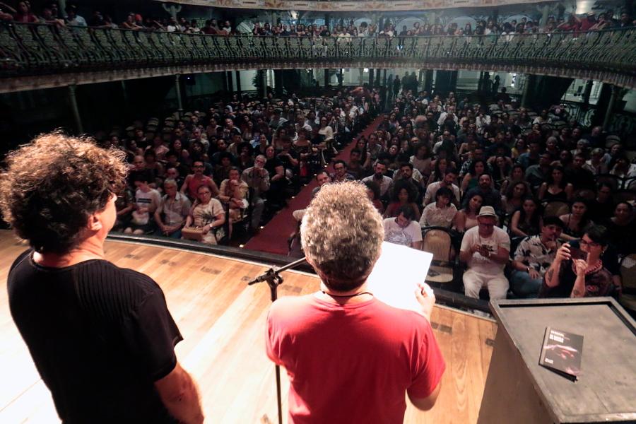 Abertura da XII Bienal Internacional da Dança do Ceará: Confira fala de Fabiano Piúba, Secretário de Cultura do Estado do Ceará