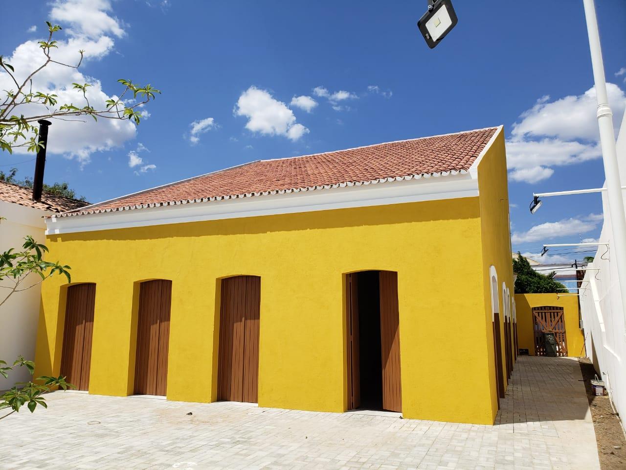 Casa de Antônio Conselheiro: ações para novo equipamento da Secult em Quixeramobim são debatidas