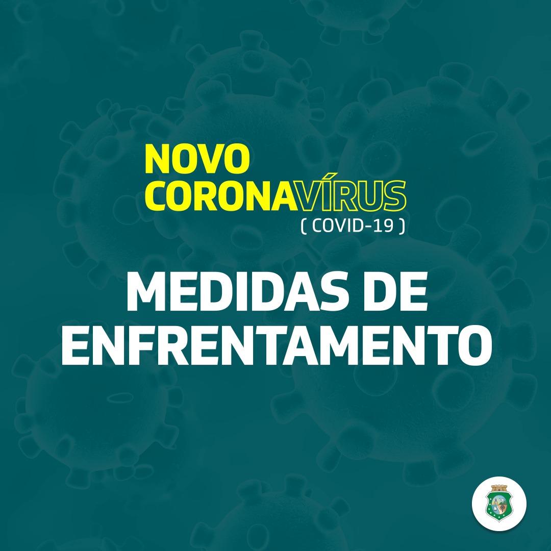 Coronavírus: Secult informa suspensão temporária de programação nos equipamentos