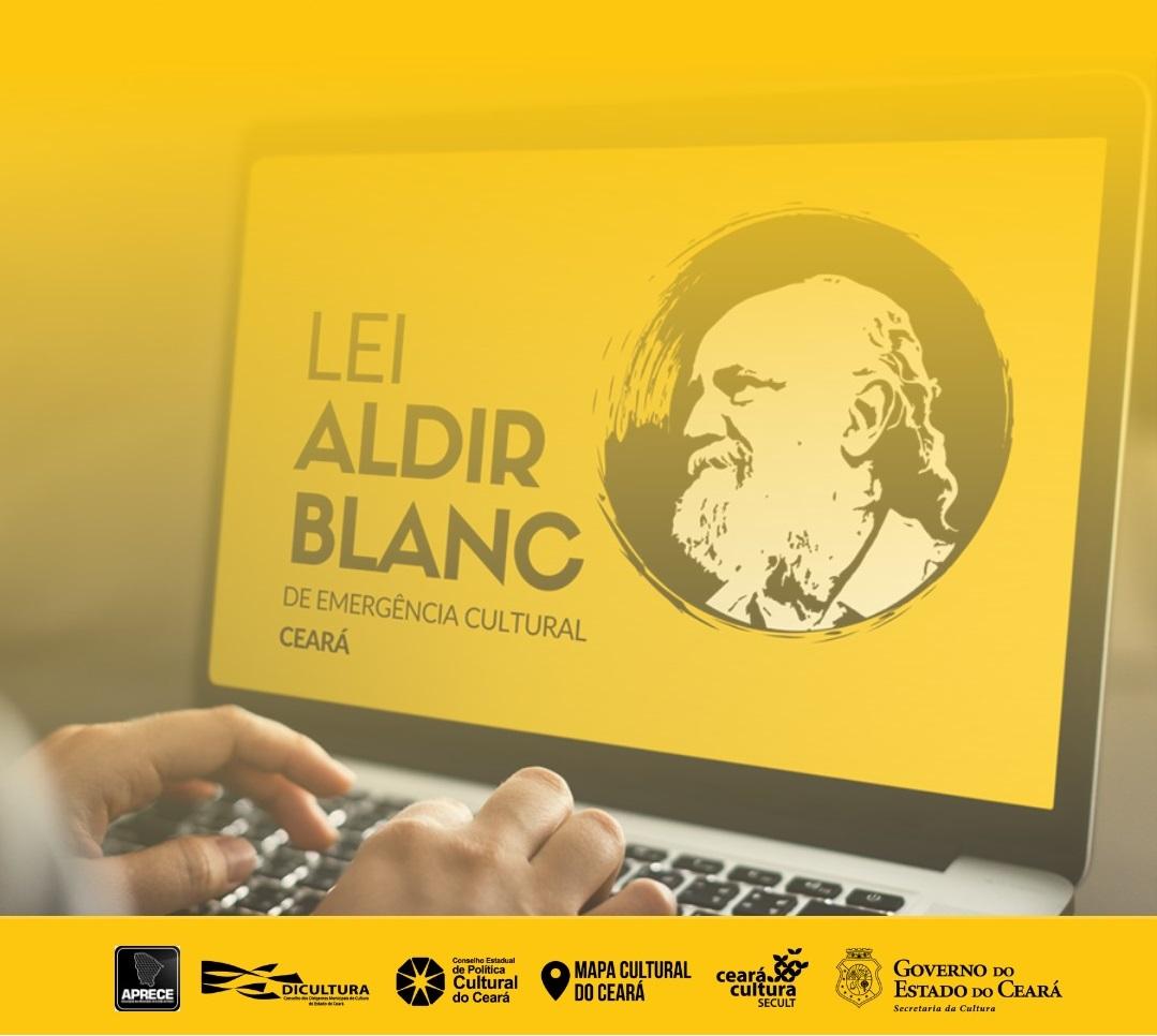 Lei Aldir Blanc: Secult abre plataforma para solicitação de benefícios