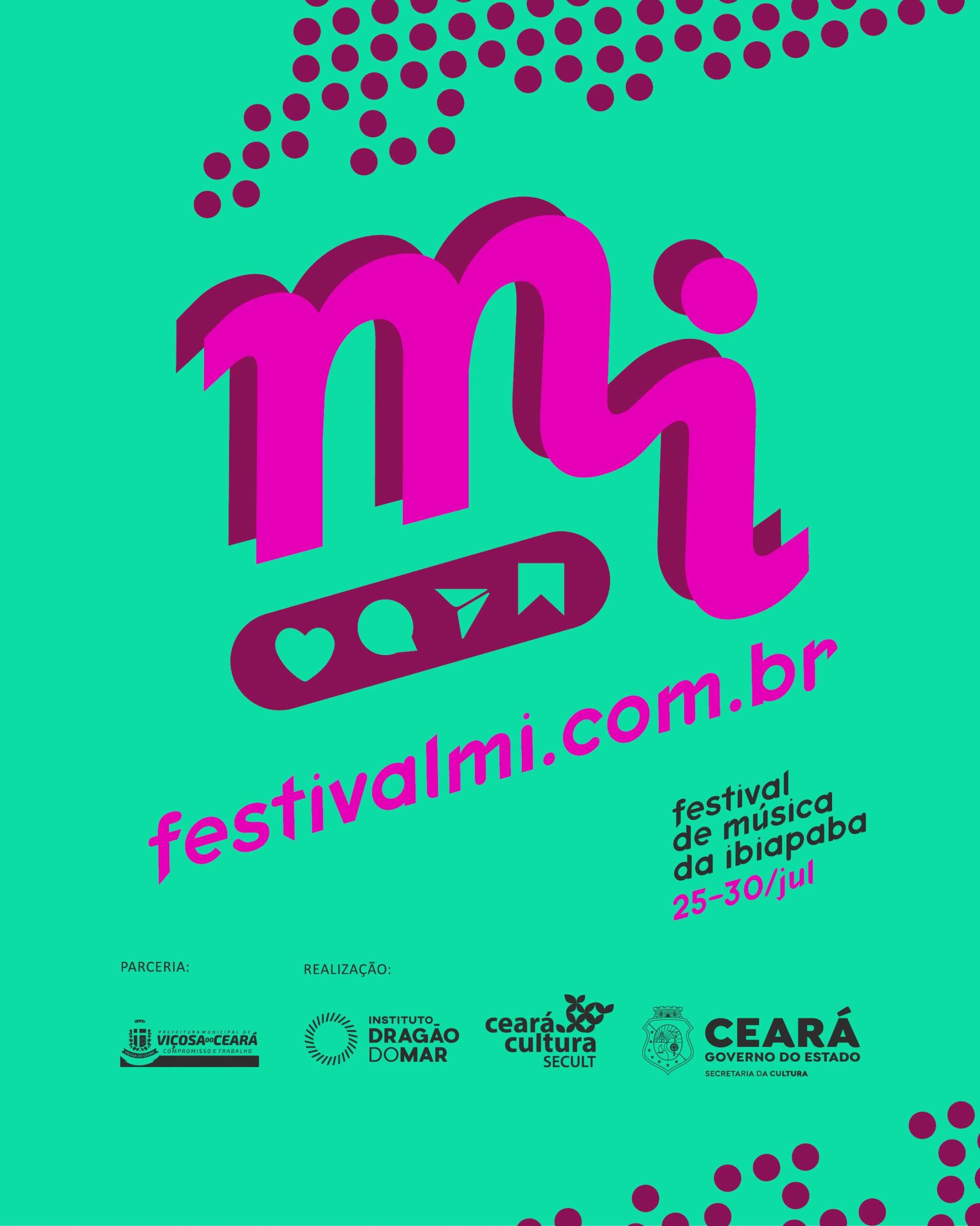 Mi – Festival Música da Ibiapaba começa neste domingo (25/7) com shows de Mãeana, Bem Gil e Hélio Ziskind e encontro com os Mestres do Mi