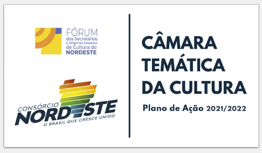 Consórcio dos Governadores do NE lança nesta segunda-feira (13) Câmara Temática de Cultura, coordenada pelo Ceará